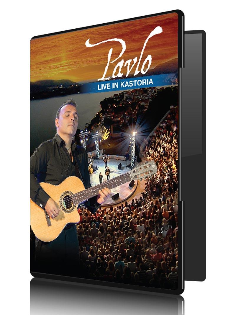 "New CD & DVD ""Live in Kastoria"" - click to order"